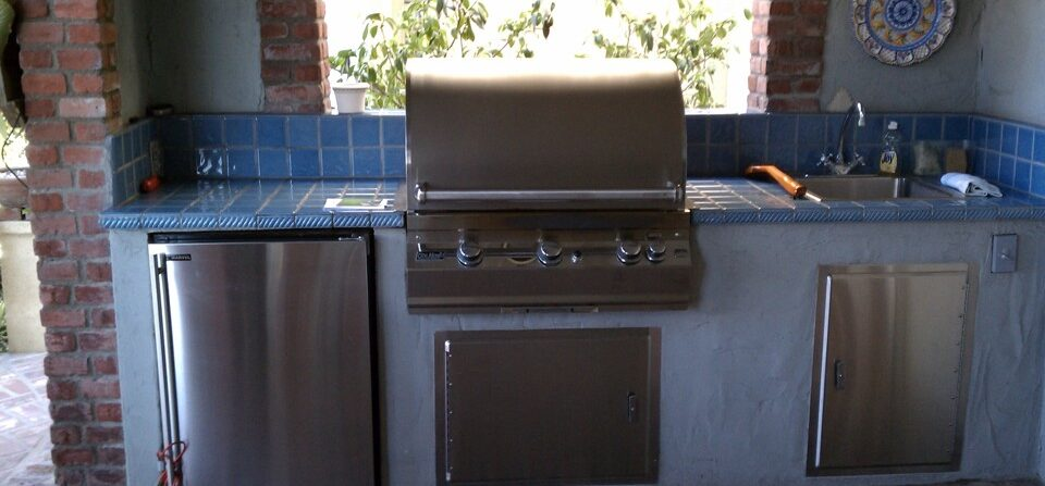 Newport Beach Handyman Service Outdoor Kitchen Repair
